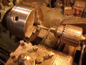 4. My pre-war lathe. I have made a lot of stuff on this little F***er!
